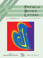 Real-world shrimp-shaped parameter regions on cover page of Phys. Rev. Lett.